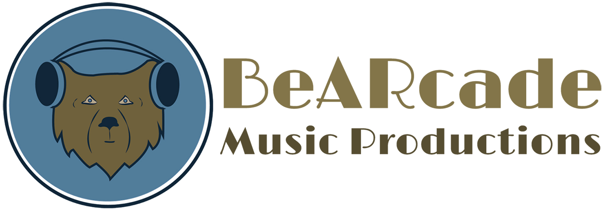 BeARcade Music Products Logo - 1200