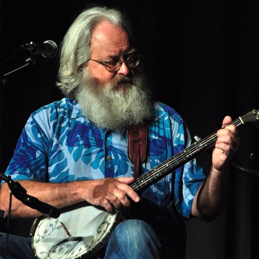 Gene with Banjo (square 512)