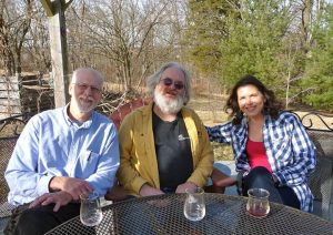 Kat, Doug, and Gene - 720x509